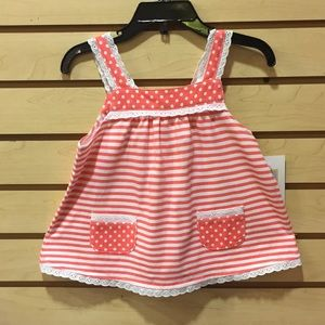Sz 24 mo Stripe Top